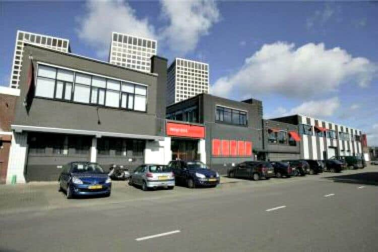 business center voor trendzettende branches in rotterdam