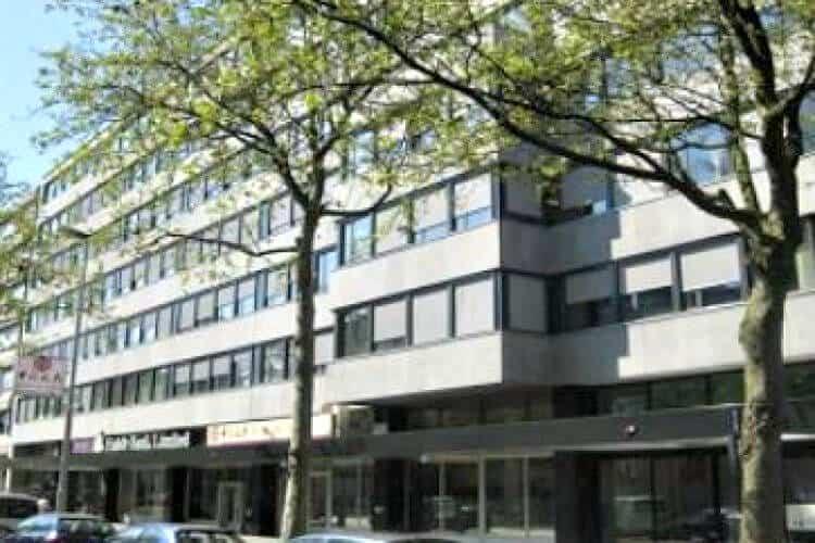 gerenoveerd kantoorgebouw te huur in rotterdam