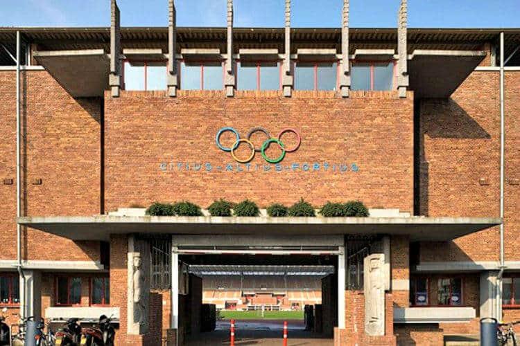 kantoorruimte flexplekken en vergaderruimtes in het olympisch stadion amsterdam