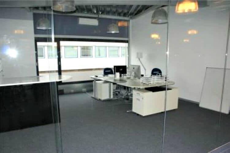 kleinschalig kantoorverzamelgebouw in creative house south te rotterdam