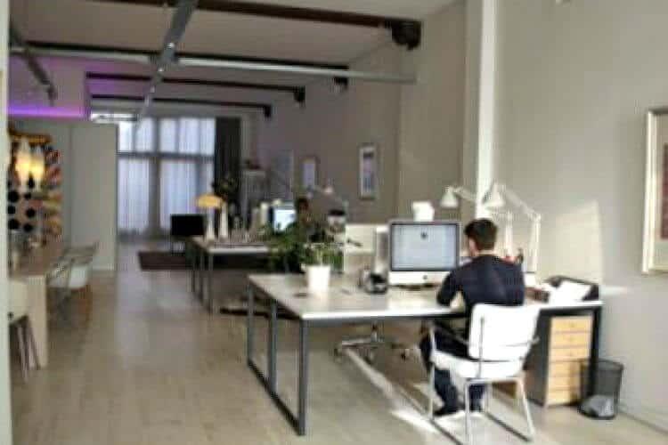 te huur kantoorruimte met uitzicht op aelbrechtskolk te rotterdam